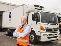 Australian Distribution Fleet Renews Contract with Hino
