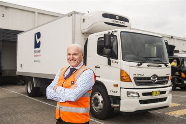 Bidvest Australia has renewed its contract with Hino Motor Sales Australia. Photo: Hino Motor Sales Australia