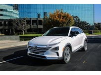 Hyundai's New Fuel-Cell SUV Has 307 Miles of Range