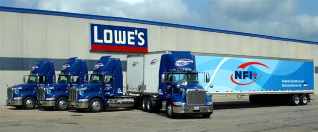 These 17 trucks are looking to fuel about 500,000 DGEs of LNG/year, which is expected to equate to a greenhouse gas reduction of 860 metric tons per year, or the equivalent of removing 200 passenger cars from the road each year.
