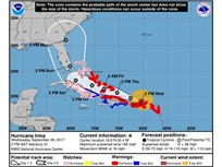Florida Braces for Hurricane Irma's Impact
