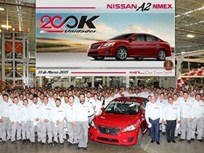Nissan Mexican Production Plant Reaches Milestone