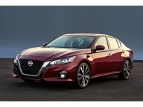 Nissan's Next-Gen Altima Adds Rear Automatic Braking