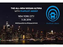 Next-Gen Nissan Altima Adds Semi-Autonomous ProPilot Assist