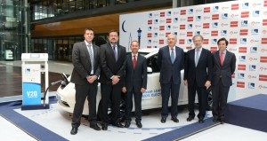Photo: Nissan & Endesa