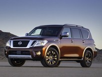 Nissan Introduces Next-Gen Armada for 2017