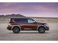 Nissan Provides More 2017 Armada Details