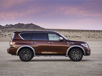 Nissan Provides More 2017 Armada Details