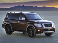 Nissan's 2017 Armada Starts at $45,395