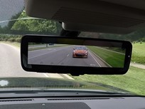 Nissan Adds Video Rear-View Mirror to 2018 Armada