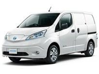 Portland Utility Testing Nissan's e-NV200 Cargo Van
