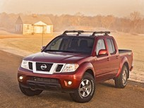 Nissan Improves 2013 Frontier Fuel Economy, Details MSRP