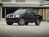 Nissan Sets Pricing for 2015 Frontier Pickup