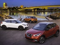 SUVs and Crossovers Drive Nissan's Global Sales