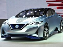 Video: Nissan Showcases Self-Driving Concept Car
