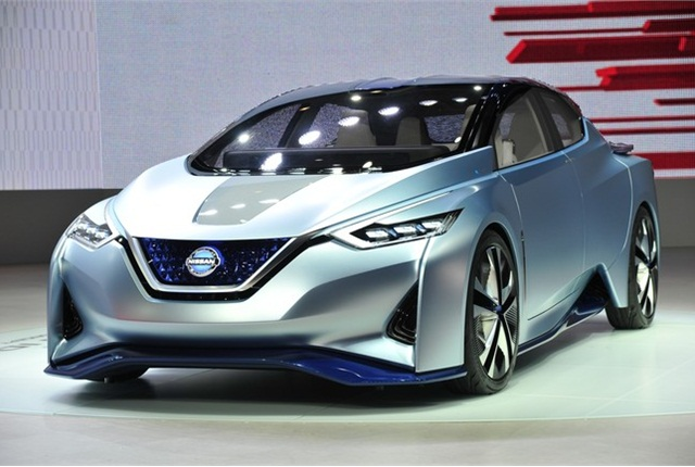 <p><strong><em>Photo of Nissan IDS Concept car courtesy of Nissan.</em></strong></p>