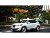 Nissan Crossover Introduced in Brazil