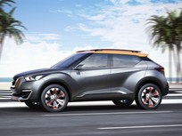 Nissan Unveils Concept Crossover in Brazil