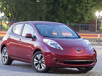 Nissan LEAF Reaches Top-Selling EV Milestone