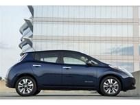 2016 Nissan LEAF Crosses 100-Mile Range