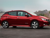 2018 Nissan Leaf Adds Range, Cuts Price