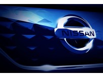 Nissan Shows Next-Gen Leaf's Grille