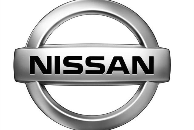 Logo via Nissan.