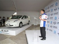Nissan Begins Selling LEAF in Mexico