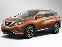 Nissan Murano Gets Styling Revamp for 2015