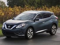 Nissan's 2016 Murano Starts at $30,560