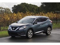 Nissan's 2018 Murano Retails for $31,525