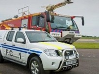 Nissan Navara Joins UK Airport Fleets