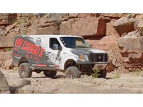 Nissan NV Cargo X Powered by Cummins Diesel