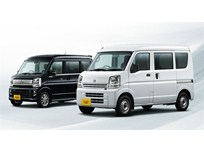Nissan Releases All-New NV100 Commercial Vans in Japan