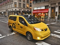 New York Commission Approves Nissan NV200 as 'Taxi of Tomorrow'