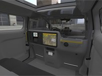 Nissan Offers Preview of NV200 Taxi in New York City