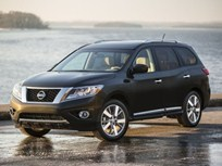 Nissan's 2016 Pathfinder Starts at $30,680