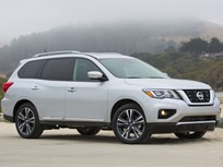 2018 Nissan Pathfinder Priced at $31,765
