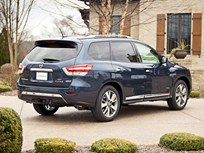 2014 Nissan Pathfinder Hybrid Pricing Announced