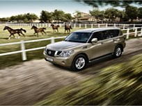 Nissan Patrol is First of the Automaker's Nigerian-Produced Vehicles