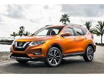 Nissan Introduces Rogue Hybrid for 2017