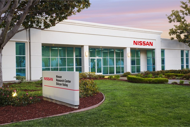 Nissan's new R&D center in Sunnyvale, Calif., will focus on autonomous vehicle and connected car technologies. Photo courtesy Nissan.