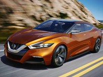 Nissan Brings Sport Sedan Concept to Detroit