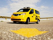 Nissan's NV200 Taxi Goes Into Production