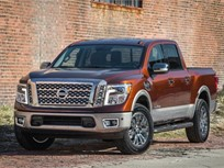 Nissan's 2017 Titan to Retail for $35,975