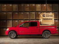 Nissan to Offer Cummins V-8 Turbo Diesel in Next-Gen Titan Pickup