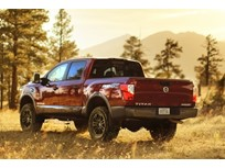 Nissan Offers Lifted Titan, Titan XD