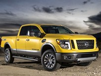 Nissan's Diesel Titan XD Arrives as Crew Cab