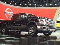 Nissan's 2016 Titan Offers Diesel Engine