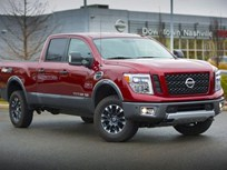 Nissan Titan XD Named AutoGuide.com Truck of the Year